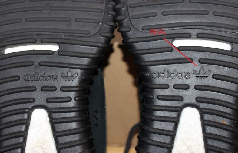 adidas yeezy boost 350 fakes