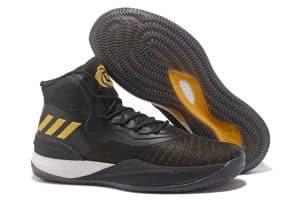 adidas-D-Rose-8-Black-Gold-White